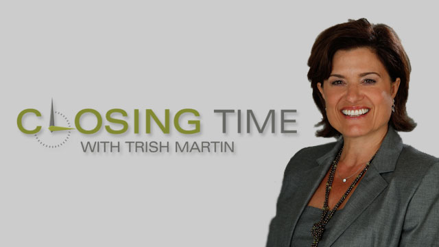 Closing Time With Trish Martin