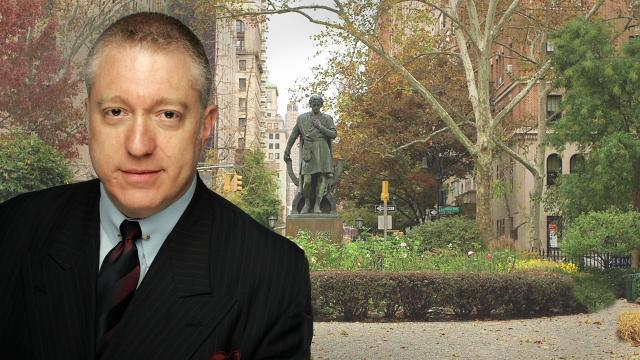 Inside Jeff Goodman's Neighborhood Tours: Gramercy Park