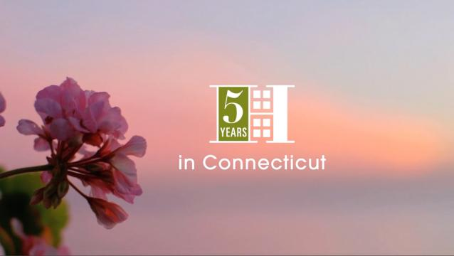 Celebrating Five Years in Connecticut