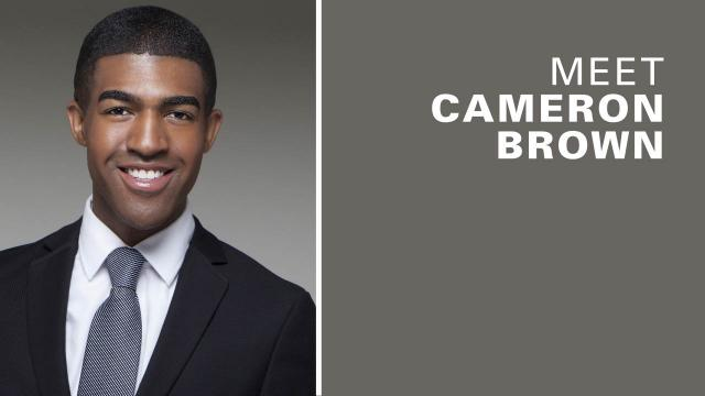 Cameron Brown - Service From The Heart
