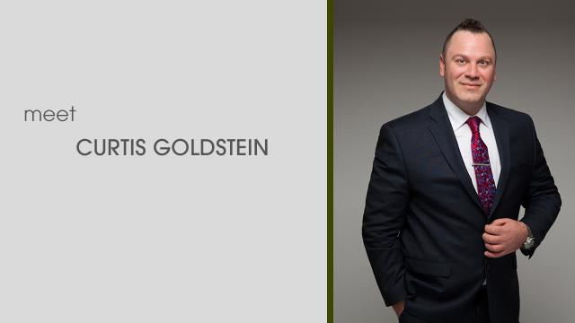 Meet Curtis Goldstein