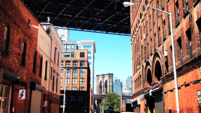 Making Of Dumbo - 51 Jay St