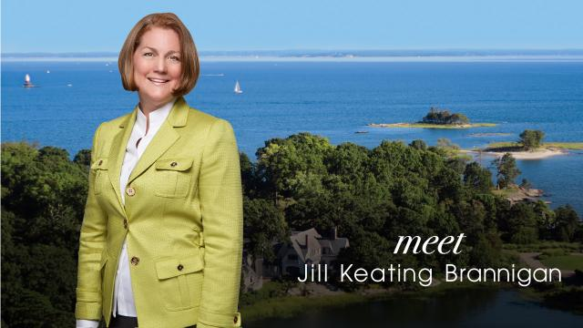 Meet Jill Keating Brannigan