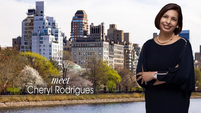 Meet Cheryl Rodrigues