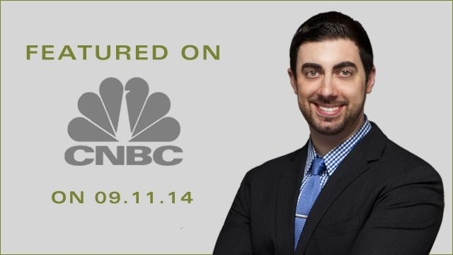 Matthew Leone & Virtual Renovation on CNBC 09.12.14