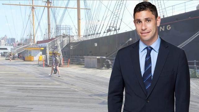 South Street Seaport Tour with Ryan Garson