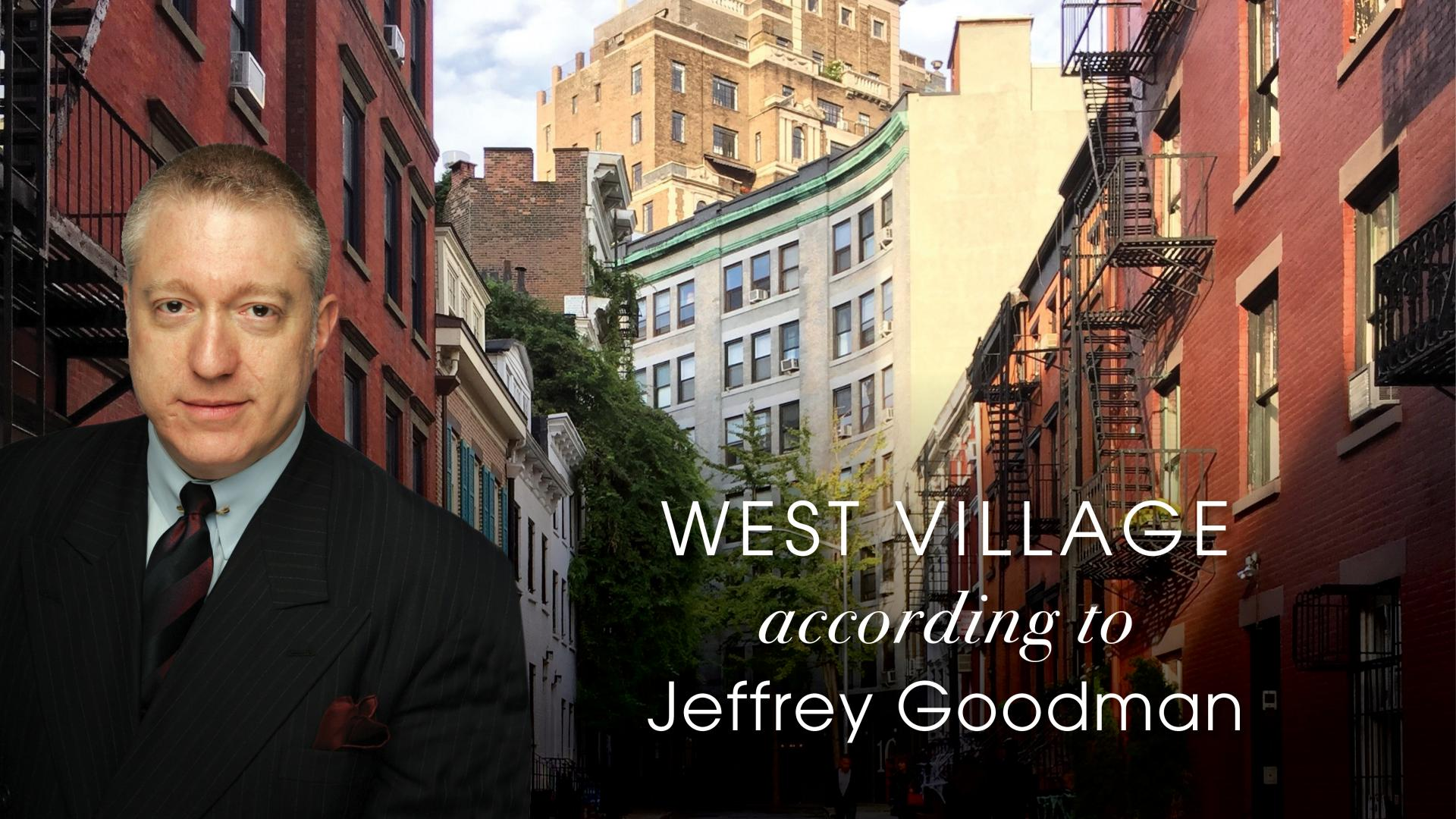 Tour West Greenwich Village With Jeff