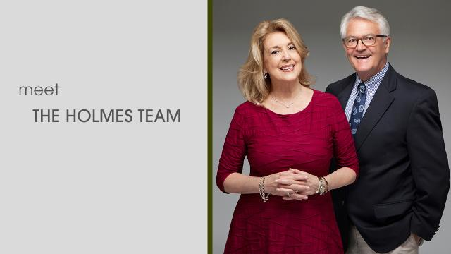 Meet The Holmes Team