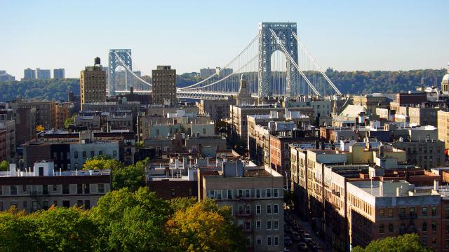 My Washington Heights by Vivian Ducat